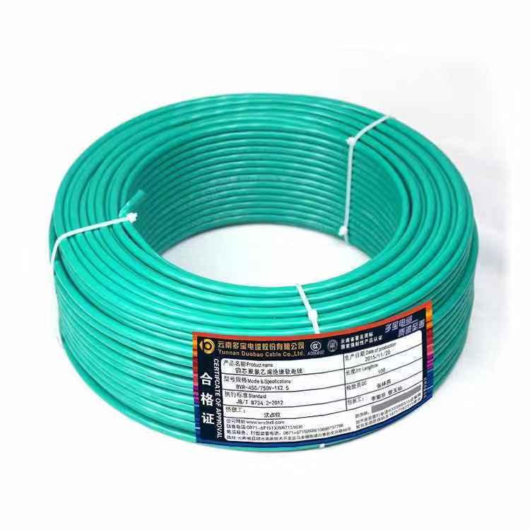 昆明口碑好的电线电缆厂家电话_原装其他电线、电缆供应商-云南多宝电缆集团股份有限公司