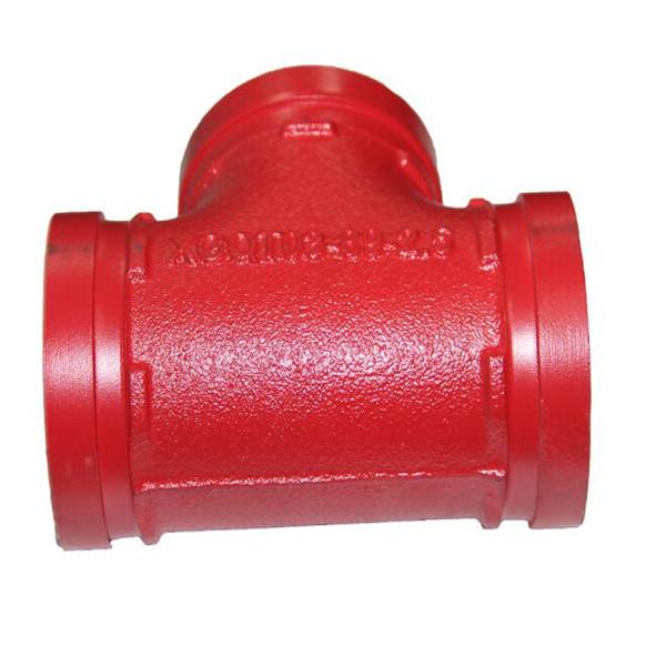 昆明弯头沟槽管件哪家便宜_沟槽管件厂家相关-云南久盾消防设备有限公司