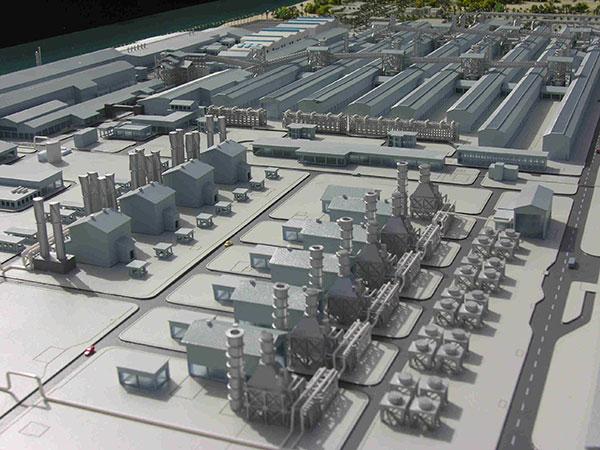 高品质工业机械模型制作_模型设计相关-湖南瀚禹展示服务有限公司