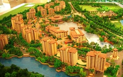 高品质服务设计沙盘模型_建筑模型相关-湖南瀚禹展示服务有限公司