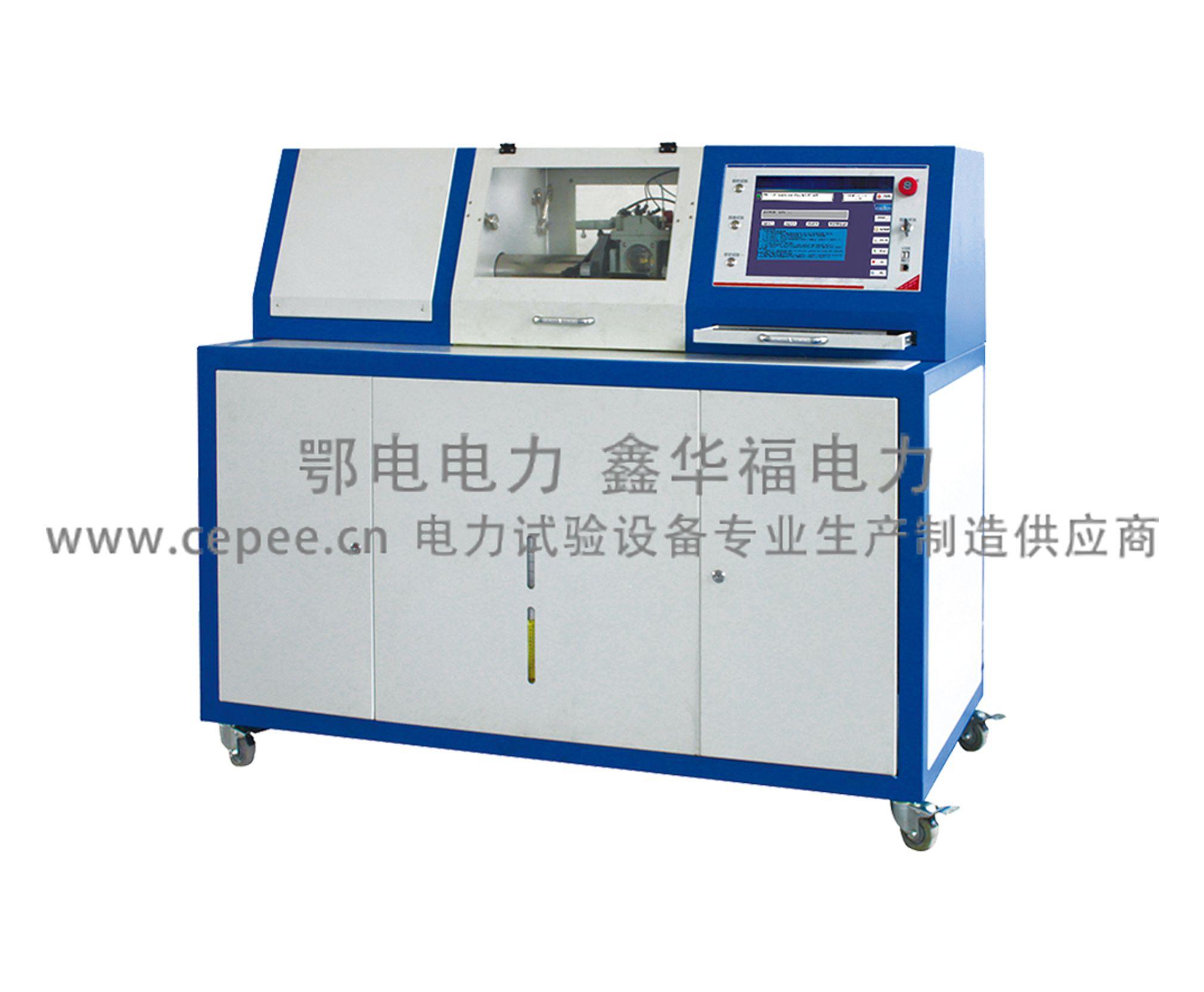 气体瓦斯继电器校验台_变压器瓦斯其他实验仪器装置厂家-武汉鄂电电力试验设备有限公司