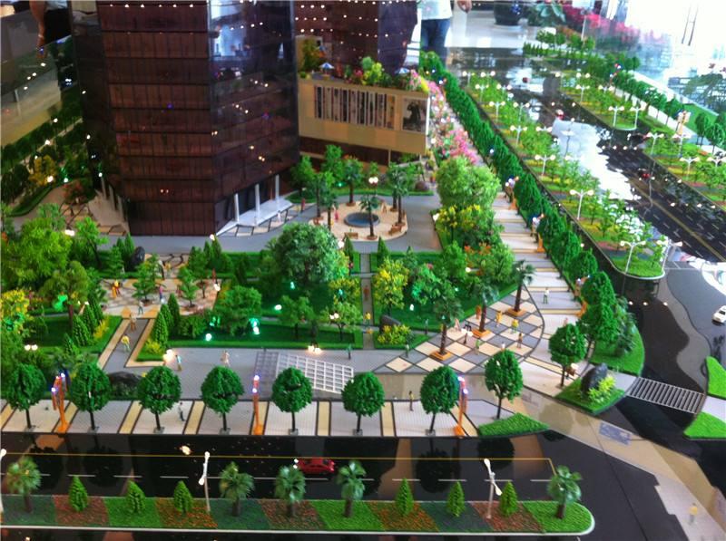 房地产沙盘模型制作公司_质量好建筑图纸、模型设计生产厂家-湖南瀚禹展示服务有限公司