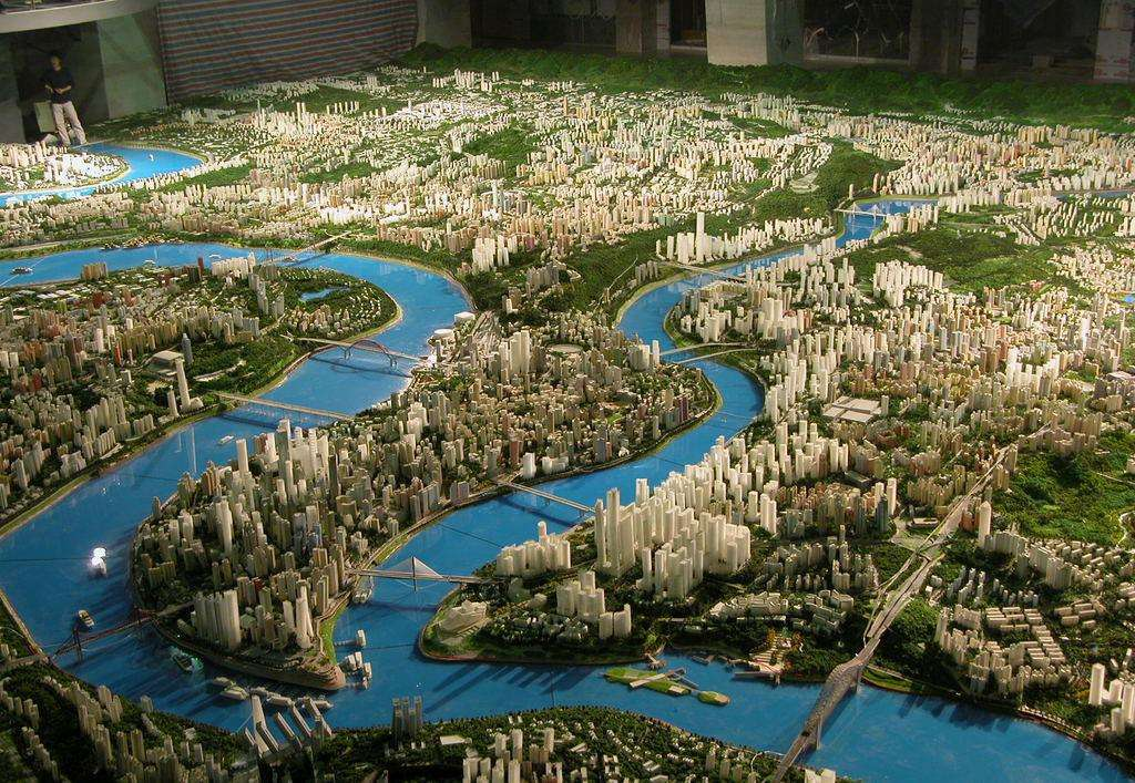 正宗房地产模型制作报价_房地产模型图片相关-湖南瀚禹展示服务有限公司