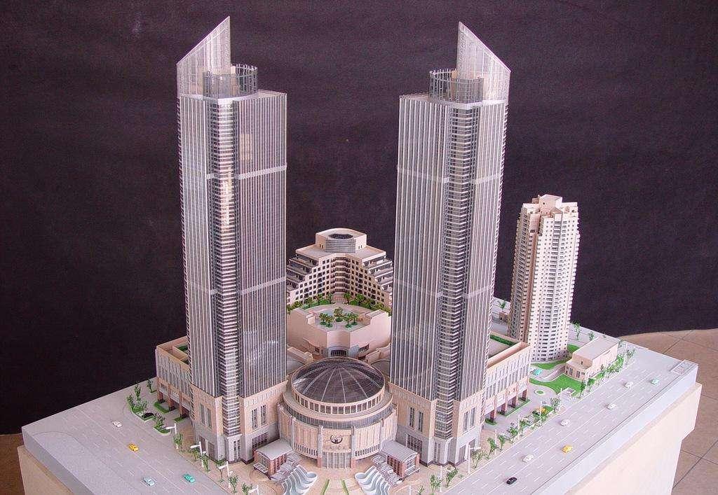 沙盘模型多媒体设计_口碑好的建筑图纸、模型设计生产商-湖南瀚禹展示服务有限公司
