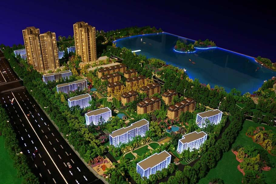 沙盘模型制作设计_口碑好的建筑图纸、模型设计生产商-湖南瀚禹展示服务有限公司