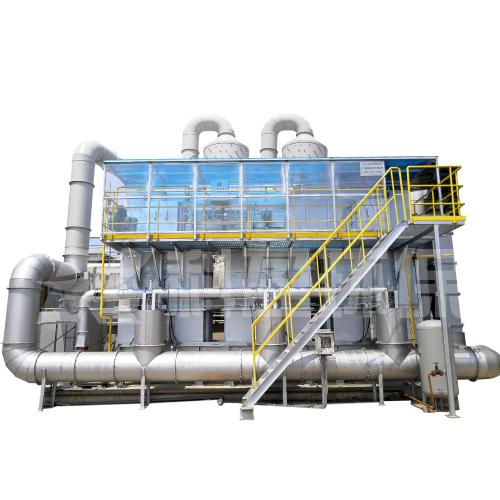 工业蓄热式焚烧炉装置_蓄热式焚烧炉报价 相关-上海科盈环保设备有限公司