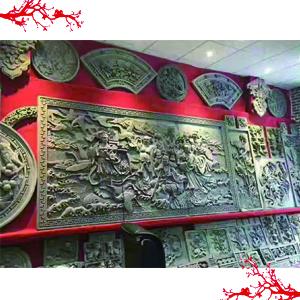 陜西仿古磚雕廠_古建磚、瓦及砌塊加工-河北鑫泰古建園林工程有限公司