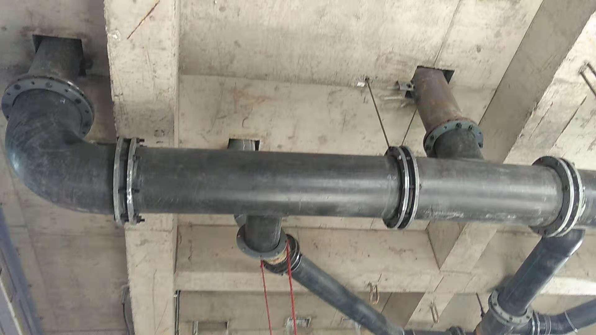 河南洗煤厂耐磨管道厂家定制_贵州PE管-内蒙古金润达科技有限公司