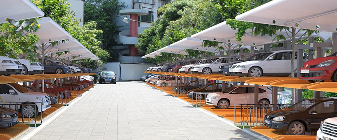 车库_升降横移机械项目合作方案-广州建德机电有限公司
