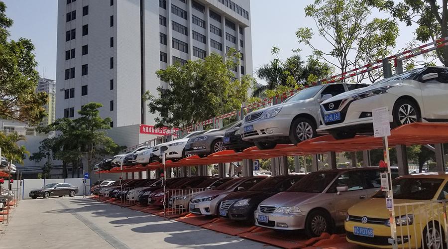 全国停车场解决方案_商圈机械项目合作建设-广州建德机电有限公司