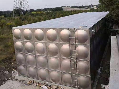 不锈钢水箱的生产厂家_方形不锈钢型材多少钱-长沙全泽和供水设备有限公司