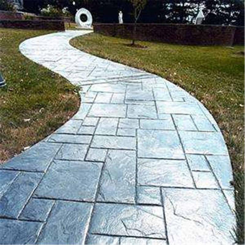 哪里有彩色压模地坪材料_专业价格-潍坊亚斯特新型建材有限公司
