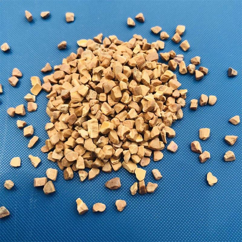 干抛橄榄壳磨料价格_专业定制天然磨料-延津县龙丰工贸有限公司