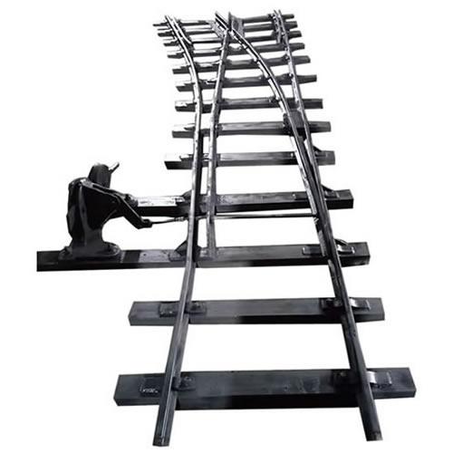 菱形道岔_质量好轨道交通设备器材商家-济宁圣泽矿业设备有限公司