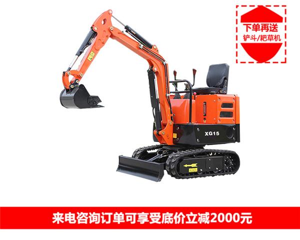 15微型挖机价位_轮式挖掘机相关-湖南小钢建机有限公司