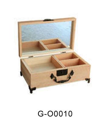 HUAYUN木质红酒盒_木质摆件相关-山东曹县木盒包装厂