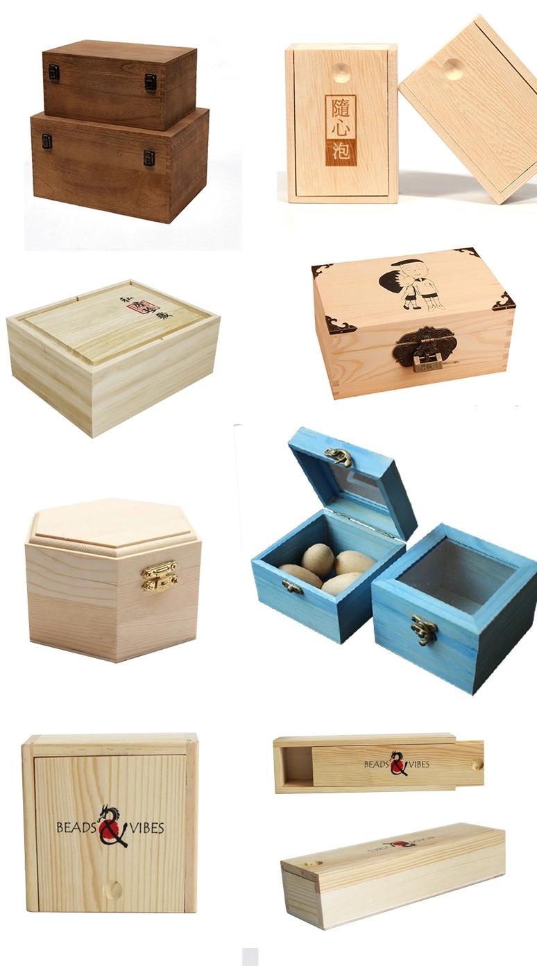 质量好酒盒商家_pu酒盒相关-曹县木盒包装厂