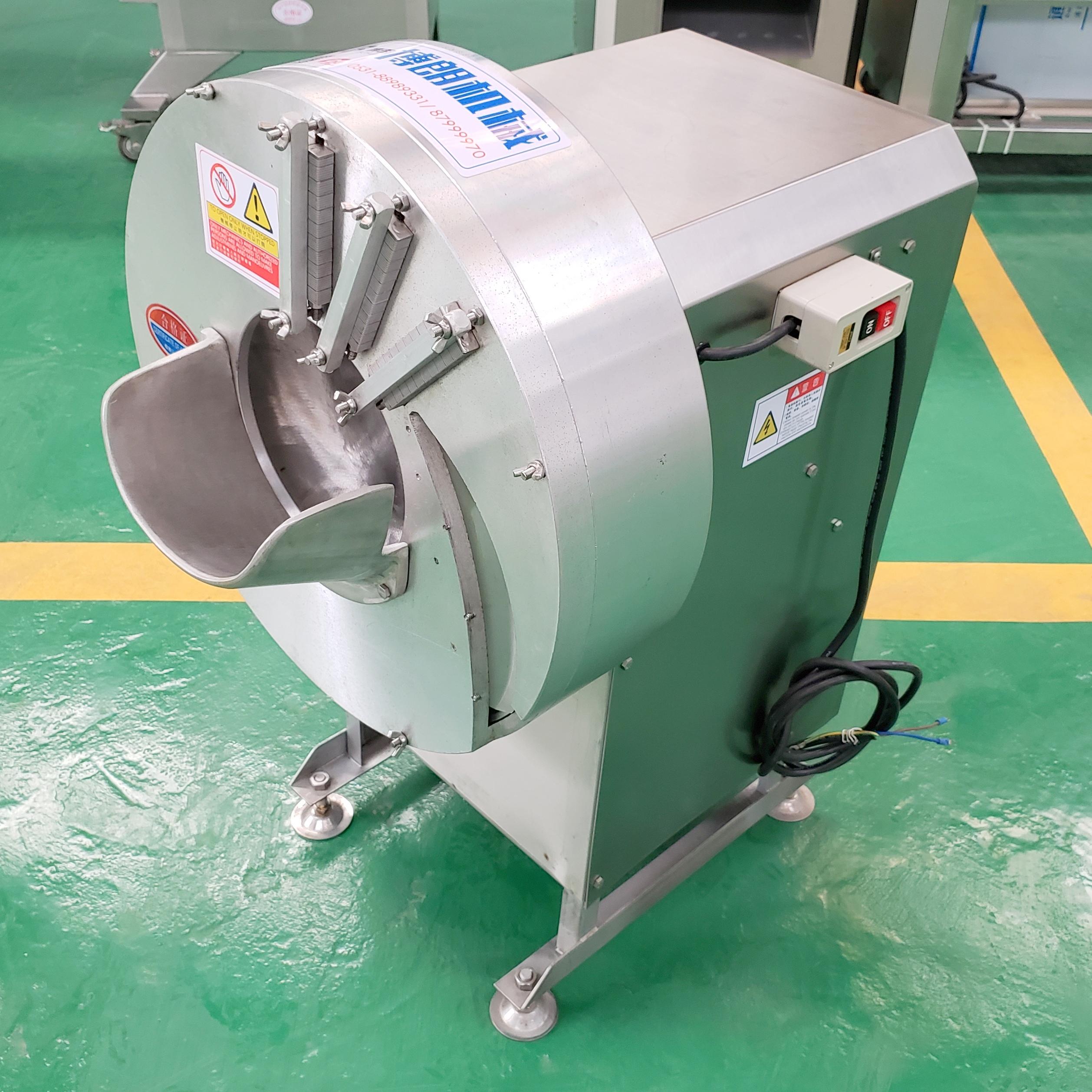 台湾质量好生姜切丝机多少钱_调味品加工设备哪家好-山东博朗机械设备有限公司