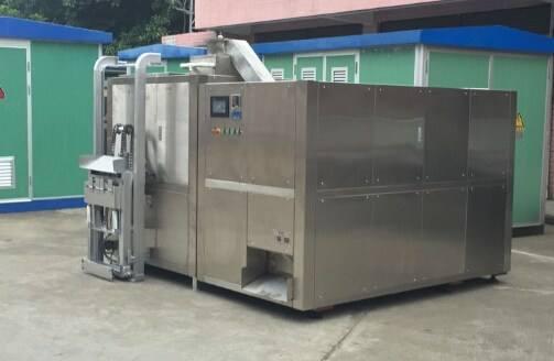 酒店厨余垃圾就地处理设备哪里有_智能垃圾处理机价格-湖南谷德机械设备制造有限公司