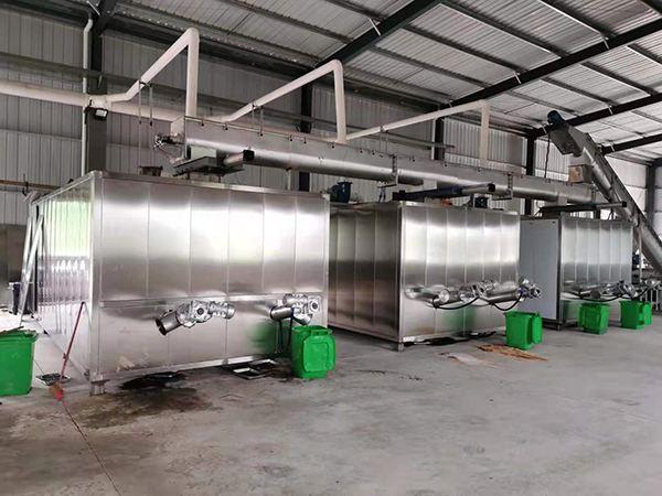 餐厨垃圾就地处理设备厂家_大型垃圾处理机-湖南谷德机械设备制造有限公司