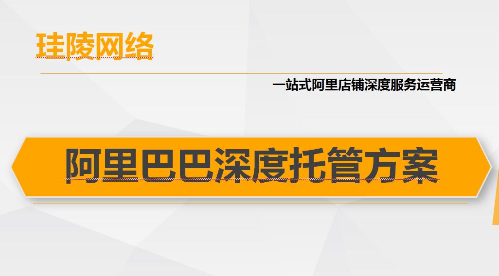 口碑好的1688代运营推荐_提供商务服务哪家便宜-肇庆市珪陵网络科技有限公司