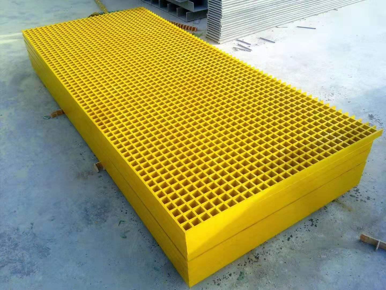 玻璃钢格栅_浇筑型脱硫除尘设备-河北贺翔环保设备有限公司