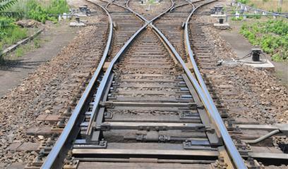 城铁对称道岔_煤矿用轨道交通设备器材销售-林州飞跃铁路道岔器材有限公司