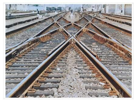 口碑好的渡线道岔型号_道岔跳线相关-林州飞跃铁路道岔器材有限公司