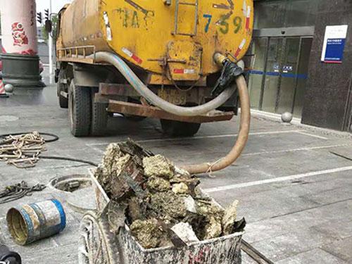 专业清理污水池电话-湖南鑫辉清洁服务有限公司