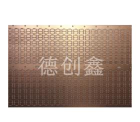 台阶蚀刻铜基板供应厂家_质量好柔性线路板供应商-德创鑫电子