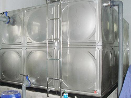 长沙正规不锈钢水箱订做安装_专业不锈钢型材生产厂家-长沙全泽和供水设备有限公司