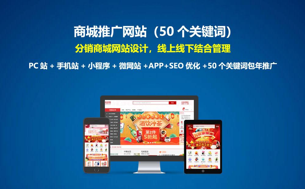 上海商城推广网站设计_商城推广网站设计相关-深圳市世纪前线网络有限公司