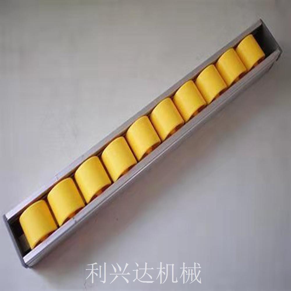 正宗黄轮子流利条_流利条滚轮相关-德庆县利兴达机械有限公司