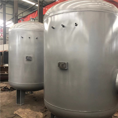 甘肃原装容积式换热器加工_螺旋板式换热器相关-山东博泰容器有限公司
