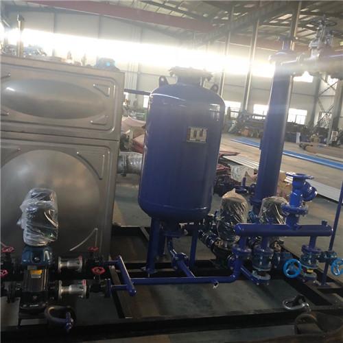河南容积式换热器机组哪家好_智能换热器价格-山东博泰容器有限公司