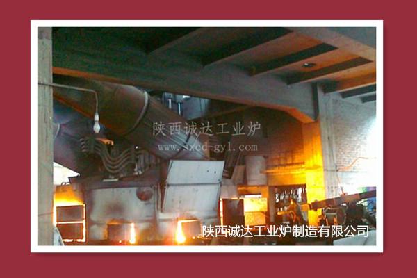 正規熱熔渣制棉調質爐采購_正規行業專用設備加工訂購-陜西誠達工業爐制造有限公司