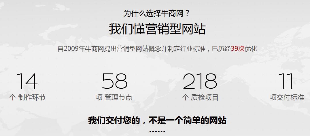 佛山知名营销型网站招商电话_专业报价-深圳市牛商网络股份有限公司