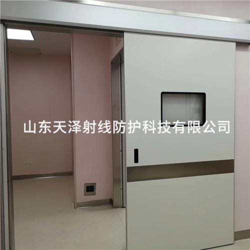 正宗西藏铅门推荐_一体式铅门报价相关-山东天泽射线防护科技有限公司