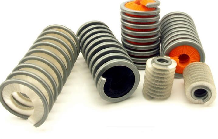 正宗钢丝弹簧刷辊_恒力弹簧相关-安徽省潜山县惠众毛刷制品配件厂