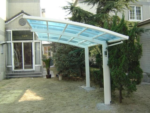 成都玻璃钢结构雨棚价格_帐篷相关-郫都区小强卷帘门经营部