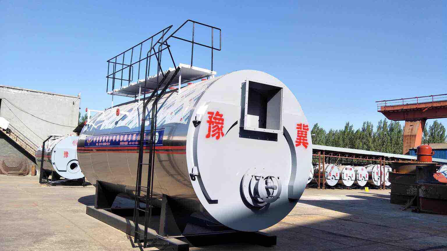一吨蒸汽锅炉多少钱_生活锅炉相关-河南豫冀锅炉容器制造有限公司