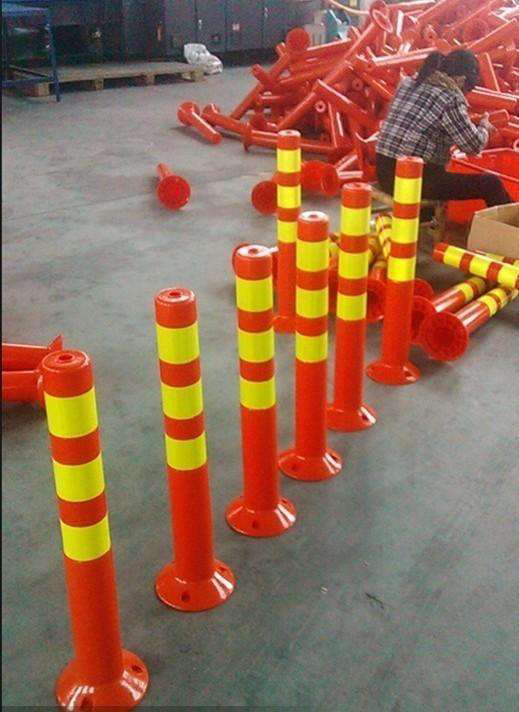 道路警示柱施工_道路加工-河南万象交通设施有限公司