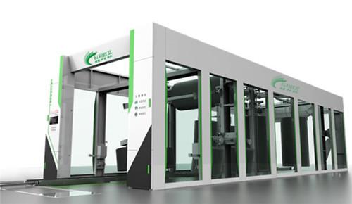 蒸汽洗车机加盟-湖南蓝天机器人科技有限公司