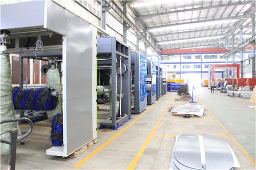 全自动洗车机哪种类型好_自动洗车工具哪种类型好-湖南蓝天机器人科技有限公司
