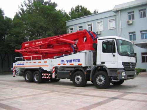 高品质湖南二手小型混凝土泵车_混凝土机械相关-湖南快马工服信息科技有限公司