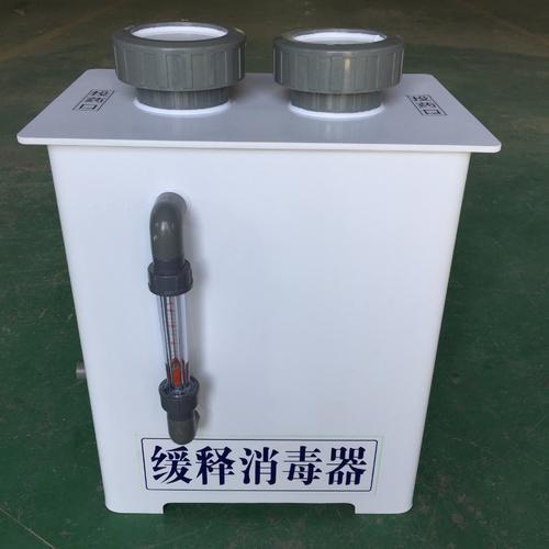 缓释消毒器价格_环保项目合作生产厂家-湖南源生环保设备有限公司