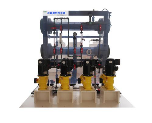 15kg次氯酸钠发生器_电解法环保设备加工厂家-湖南源生环保设备有限公司