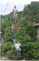 云南景点空中自行车价格_景观娱乐休闲项目合作多少钱-新乡市奥创游乐设备有限公司