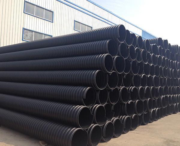 质量好HDPE钢带波纹管_提供推荐-安徽荣冠管业科技有限公司