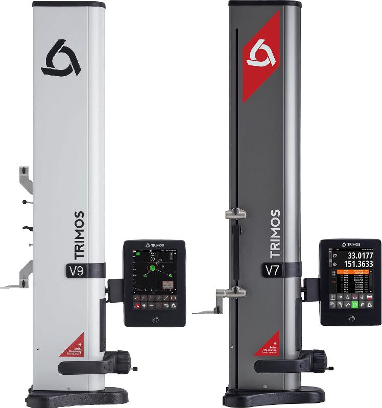 瑞士丹青TRIMOS测高仪精度保养_测高仪相关-瑞士丹青科技有限公司